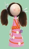 Набор для изготовления куклы (Леночка)