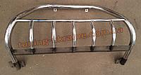 Кенгурятник из нержавейки на ВАЗ 2170 Приора седан