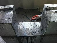 Демонтаж тумби