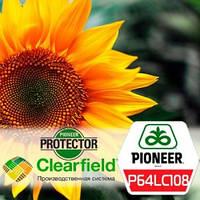 Семена подсолнечника Пионер P64LC108 / П64ЛЦ108 под Евро Лайтинг