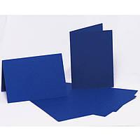 Набор заготовок для открыток Fabriano 94099003 темно-синий 5шт, 10,3х7cм, №4,220г/м2,