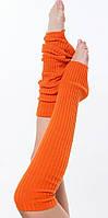 Гетры оранжевые 60 см