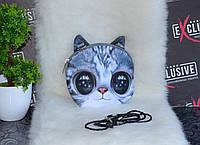 "3Д сумка ""Котенок""."