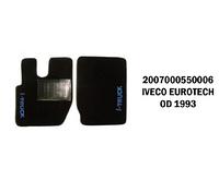 Коврик велюр IVECO EUROTECH от 1993/2973