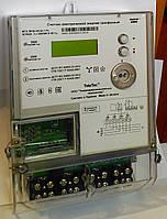 Электросчетчик MTX 3R30.DF.4L1-P4 3ф.5(60)А, реле вкл/отк нагр., PLС1 модуль TeleTec, датчик магн.поля