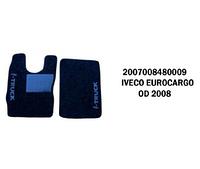 Коврик велюр IVECO EUROSTAR /2972