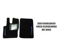 Коврик велюр IVECO EUROCARGO 2002-2008/2970