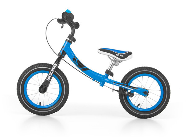 705 Беговел Milly Mally Young (синій(Blue)) (TORG7051091)