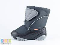 Детские зимние сапоги термо ботинки Doggy Demar