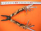 Мультиинструмент Totem АА1 камуфляж с чехлом, фото 3