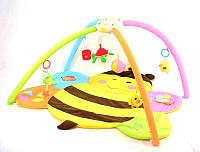 Детский развивающий коврик для младенца Bambi 898-31, фото 1