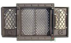 Дверцы для печи барбекю Halmat LITWA2 475X470 ММ, фото 2