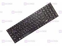 Оригинальная клавиатура для Acer Aspire 5755G, E1-522, E1-532, E1-532G series, black, ru, подсветка