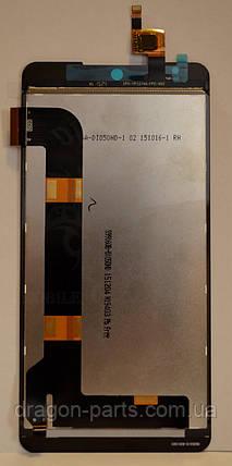 Дисплей з сенсором Bravis Trend Black/Чорний оригінал., фото 2