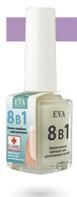 Clinic Лечебный препарат для ногтей 8в1,12мл EVA