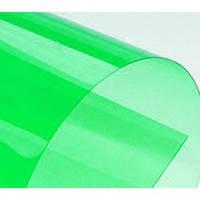 Обложки для переплета Agent 1510474 зеленый А4 прозр 180-200мк/100шт/уп лиц стор