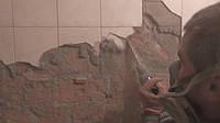 Демонтаж плитки Киев