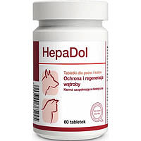 Долфос ГепаДол (Dolfos HepaDol) для собак, 60 табл., 60 гр.