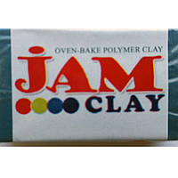 """Глина полим Jam Clay 5018604 темно-синий """"Ночное небо"""" мягкая  (340604)"""