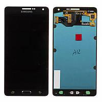 Дисплейный модуль для Samsung Galaxy A7 (A700) (Black) 100% Original