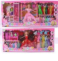 Кукла с мебелью и аксессуарами типа Барби 5891