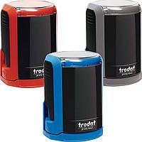 Оснастка для печатей и штампов Trodat 4642 синий Ф42мм д/круг печати