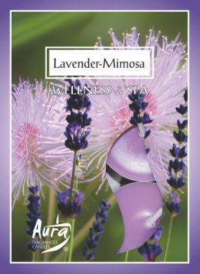 """Арома свечи """"Lavander-Mimosa""""-6шт./упак"""