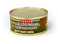 Каша гречана зі свининою 325г Екстра ГОСТ  Здорово