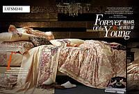 Постельное белье сатин-жаккард FSM341 Семейный Word of Dream