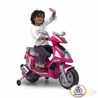 Аккумуляторный скутер Scooter Duo Girl Injusa 6862