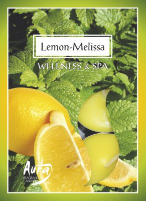 """Арома свечи """"Lemon-Melissa""""-6шт./упак"""