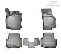 Unidec Коврики резиновые VW Passat B8 3D