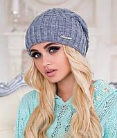 Женская шапка Braxton Аврора серая