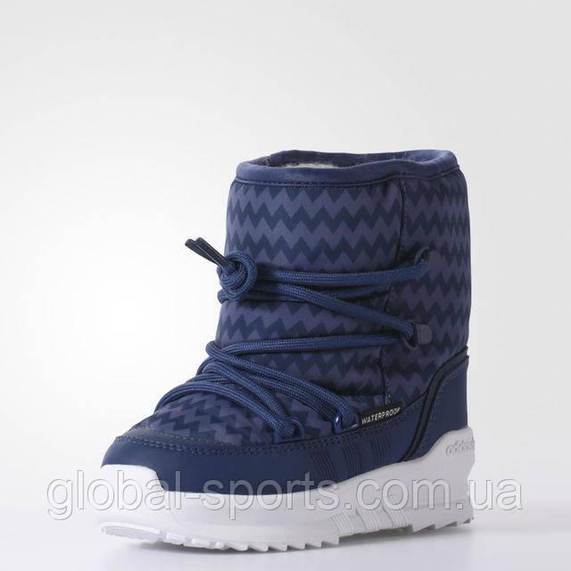 Детские зимние ботинки Adidas Senia (Артикул  B25520) - Global Sport в  Харькове 9b5611b9cc9