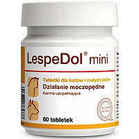 Долвит ЛеспеДол мини (LespeDol mini) для собак и кошек,60 табл., 20 гр.