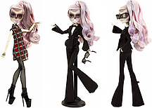 Monster High Zomby Lady Gaga Doll