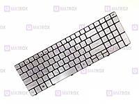 Оригинальная клавиатура для PackardBell Easynote LM98, TK11BZ, TK81, TK82, TK85 series, silver, ru
