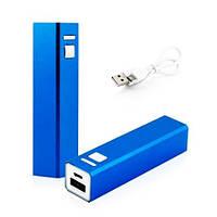 Зарядное устройство 'Tower 2600'  3 цвета синий