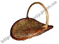 Подарочная плетеная корзина