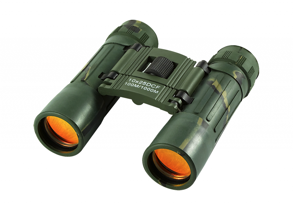 Бинокль Tasco 10x25 (green)