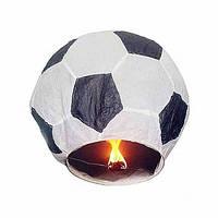 Небесный фонарик Футбольный мяч