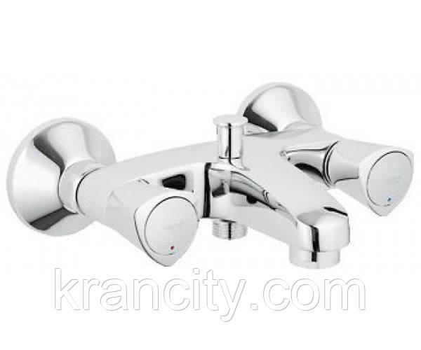Смеситель для ванны двухвентильный GROHE COSTA S 25483001
