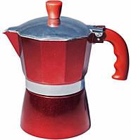 Кофеварка гейзерная 150мл Con Brio 6203CB