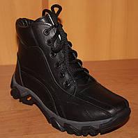 Ботинки высокие зимние для подростка модель ПВ1ЗМ1