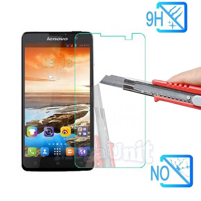 Защитное стекло Tempered Glass для Lenovo S8 / S898 твердость 9H, 2.5D