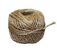 Бечевка (шпагат)  декоративная (100г- 90м- 2мм)
