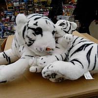 Мягкая игрушка мама тигрица с тигренком