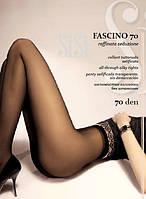 Колготки плотные  без шортиков Sisi Fascino 70 den