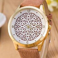 Часы Geneva pattern (beige)