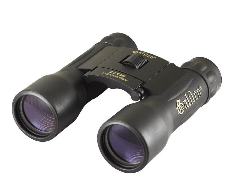 Бинокль 22x36 - Galileo (black)